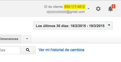 id-cliente-adwords