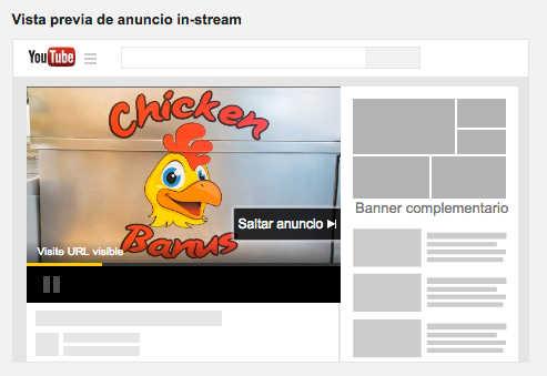 anuncios de video in-stream